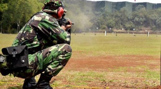Image result for TNI AD Kembali Juarai AASAM, Lomba Tembak Jajaran Angkatan Darat