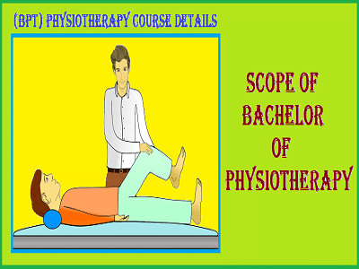 (BPT) Physiotherapy Course Details  Scope of Bachelor of Physiotherapy