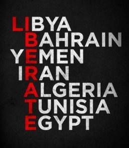 LIBERATE - Arab Spring