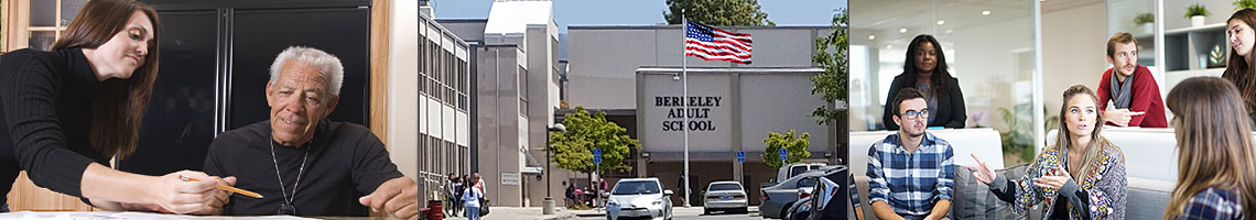 About Berkeley Adult School