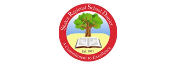 Shaker Regional School District Logo