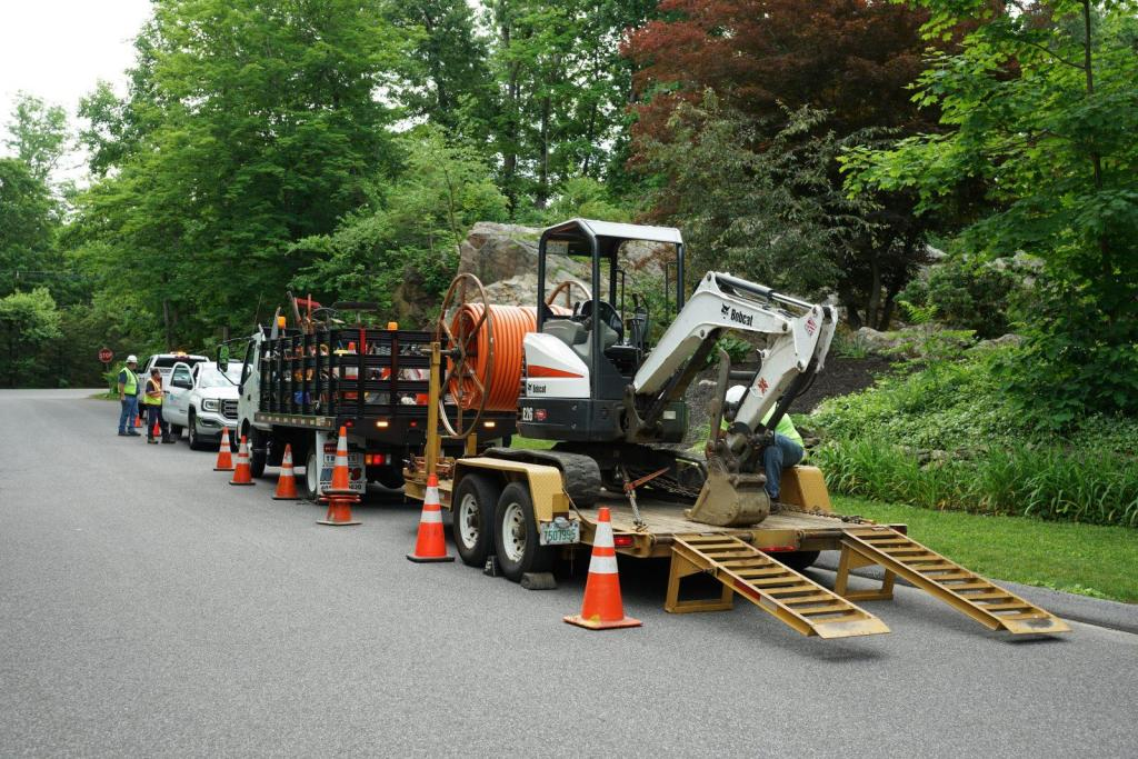 Broadband Access Services New England Construction Telecommunications Contractor