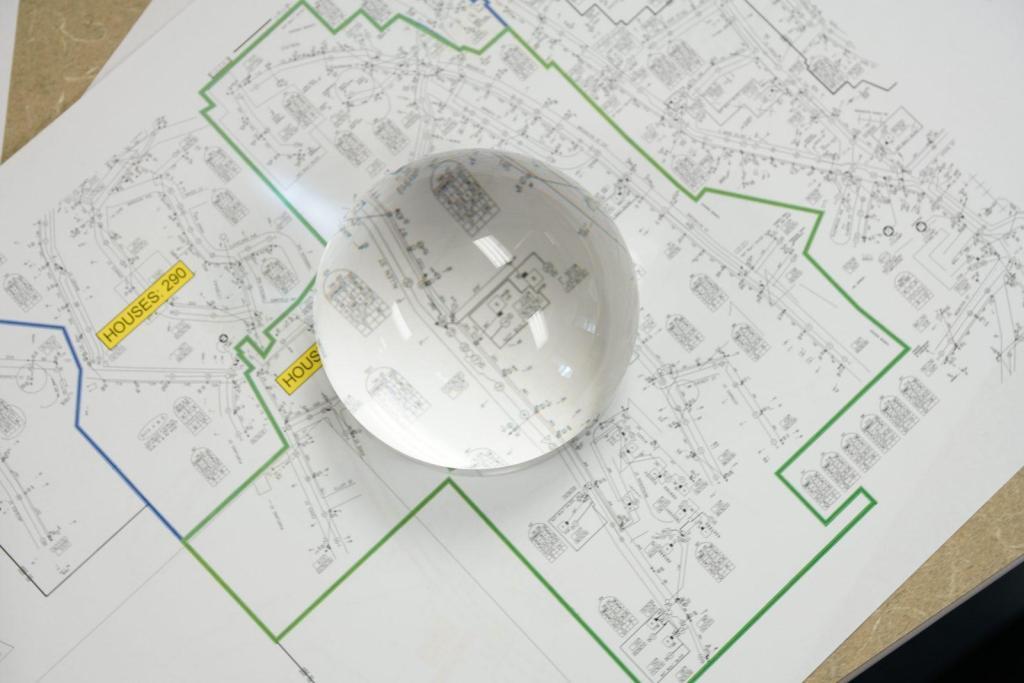 System Design Coaxial Fiber Power Engineer Map Asbuilt