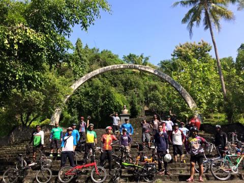 gowes bareng, komunitas sepeda
