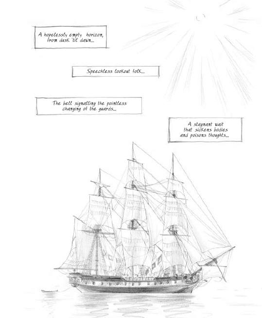 The Forbidden Harbour V1 by Teresa Radic