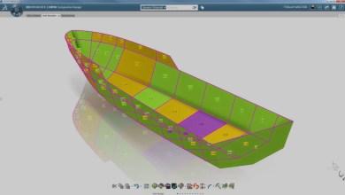 Photo of Проектирование корпуса судна из композиционных материалов в CATIA [RU]
