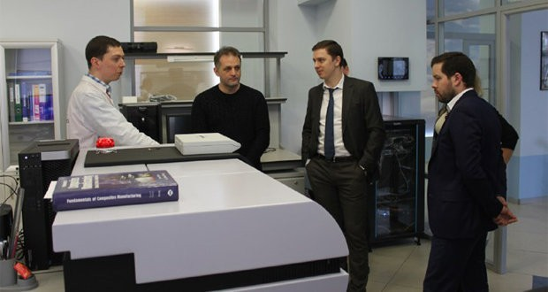 CEO of JSC Basalt Projects visited MIC Composites Russia on a working visit