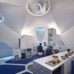 The TERA ecological 3D capsule was created using space technology