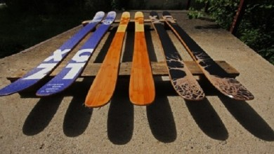Photo of Enthusiasts from Austria make exclusive hand-crafted skis using basalt fiber