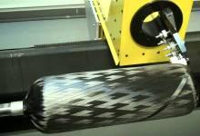 Photo of Производство изделий из базальтового композита методом намотки