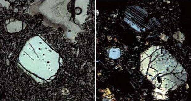 Петрологический анализ базальтов в ходе научного проекта по бурению на Гавайях
