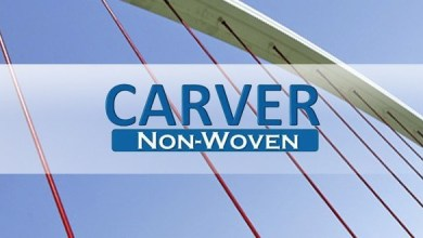 Photo of Carver launched the production of non-woven multi-material composites