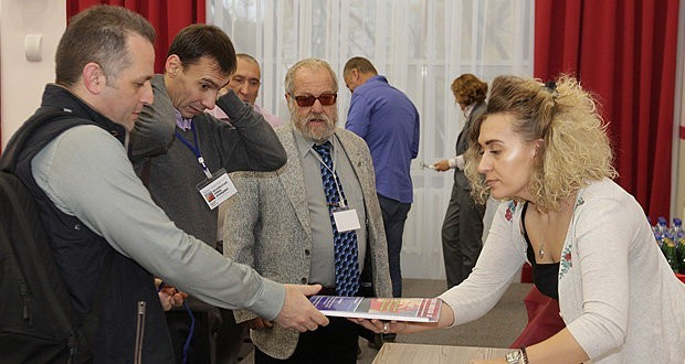 """JSC """"Basalt Projects"""" and NGO """"BasaltUnion"""" at the International scientific and practical conference in the city of Perm"""