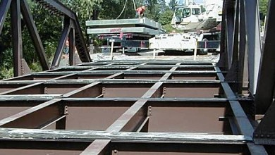 Photo of FRP Composites for Bridge Decks and Superstructures: State of the Practice in the U.S.