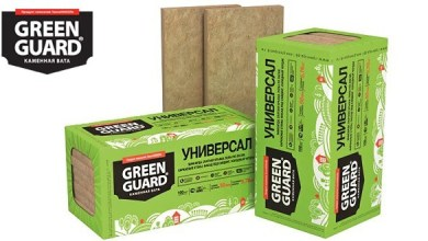 Photo of GreenGuard basalt insulation selected for Crystal Compass Award
