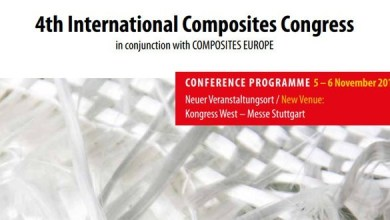 Photo of International Composites Congress: poised to start Composites Europe 2018