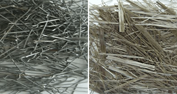 The Influence of Steel and Basalt Fibers on the Shear and Flexural Capacity of Reinforced Concrete Beams