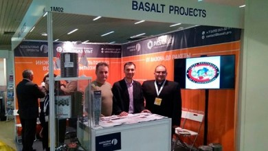 Photo of Basalt Projects Group of Companies at Composite Expo 2017