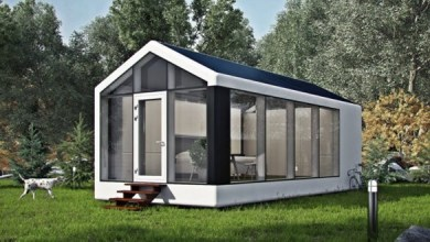Photo of 3D printed house included in New Europe 100 top list