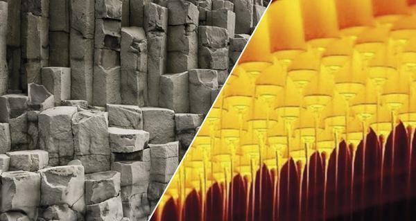 Получение нити из камня – базальтовое волокно