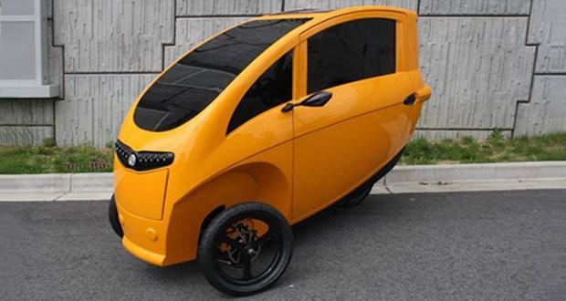 Vancouver startup has designed an electric-assist bike made of basalt fiber