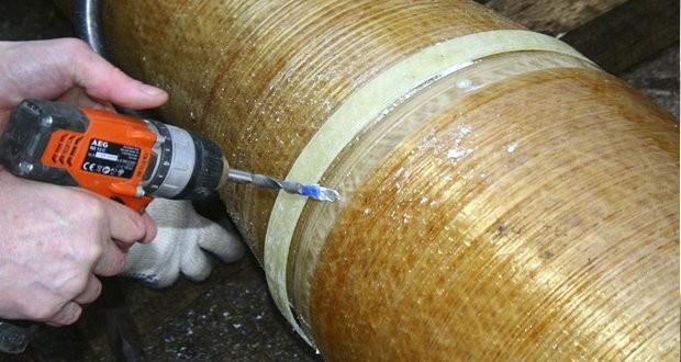 На Алтае тестируют энергоопоры из композита