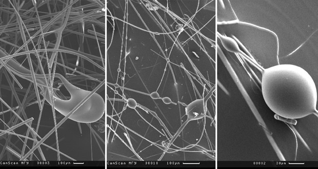 Physical and chemical properties of basaltic aluminosilicate glasses