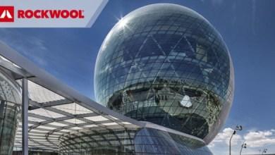 Photo of Каменной ватой утеплили самое большое в мире здание-шар