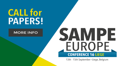 Photo of The conference SAMPE Europe 2016 to be held in Liège (Belgium) from 13 – 15 September
