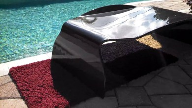 Photo of CUSTOM Carbon FIBER Coffee Table