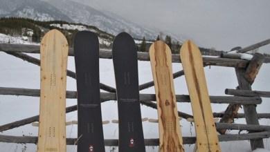 Photo of Модели с базальтоволокном в юбилейной линейке сноубордов для курорта Jackson Hole