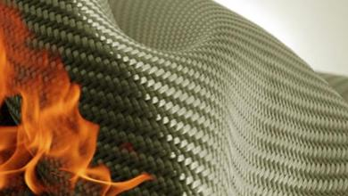 Photo of Radiative and thermal characterization of basalt fabric as an alternative for firefighter protective clothing
