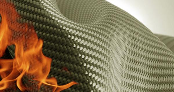Radiative and thermal characterization of basalt fabric as an alternative for firefighter protective clothing