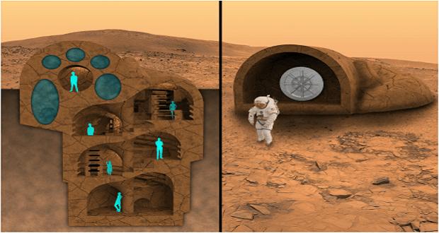 RedWorks совершенствует проект жилья для колонизаторов Марса