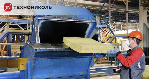 TechnoNICOL starts to recycle mineral wool insulation for free