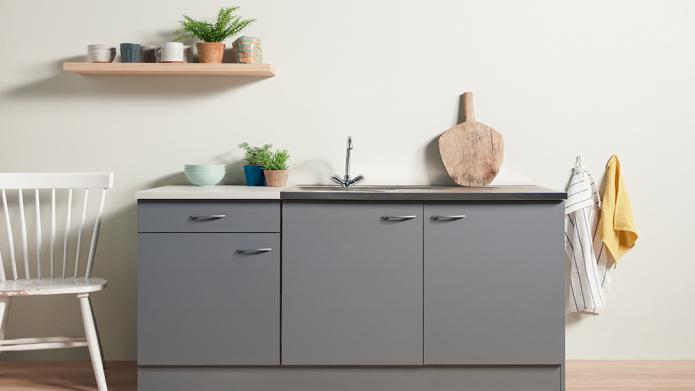 Flexa Mooi Makkelijk voor keukenkastjes
