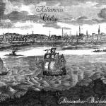 16 Portul Chilia Ilustrata Veche - Basarabia-Bucovina.Info