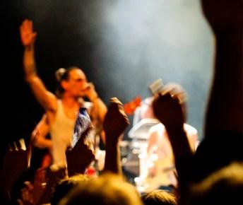 Pictures taken at the last Gotcha! reunion tour concert.