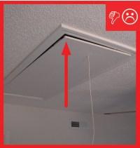 Air Sealing Attic Access Panels/Doors/Stairs | Building ...