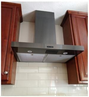 kitchen exhaust retrofit duct guide