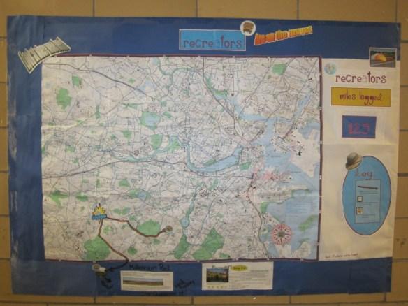 Recreators Map
