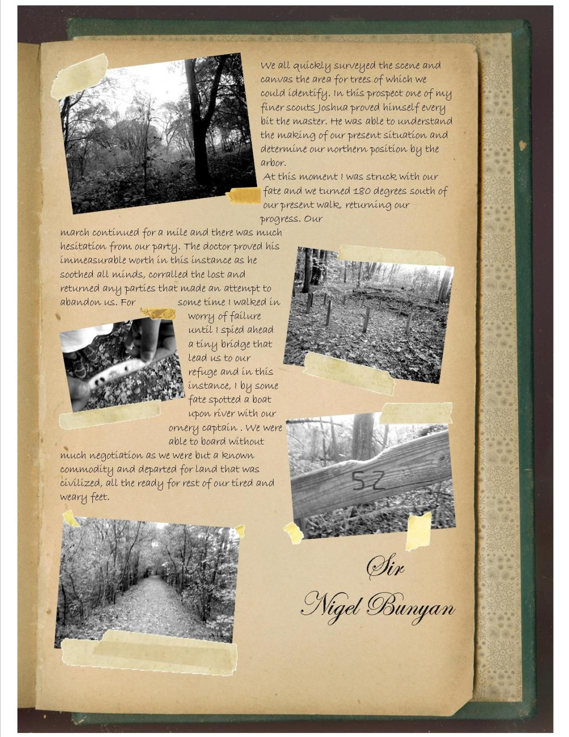 cold springs journal entry pg 2
