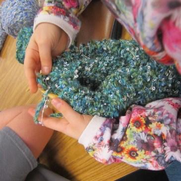 Knitting, Year 2