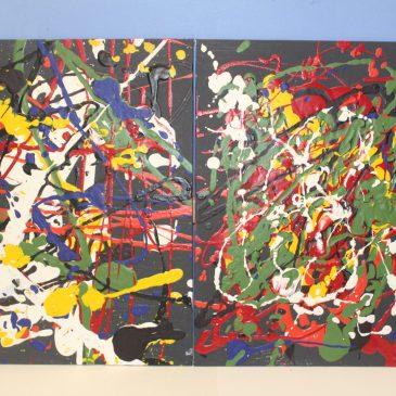 Splatter Art