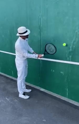 Federer Challenge