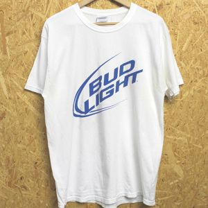 BUD LIGHT Tee  L