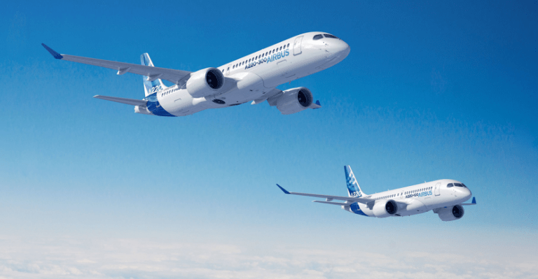 Bombardier Sells A220 Share For 591m Airbus American