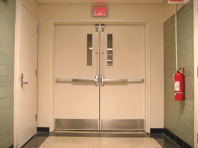 exterior egress lighting requirements