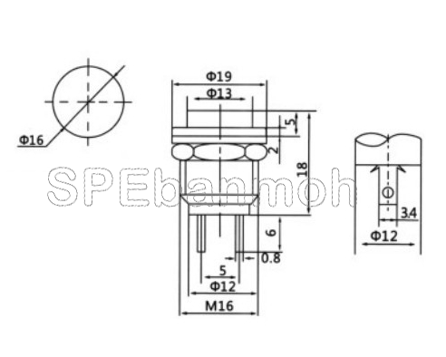 Solid State Circuit Breaker Solid State Terminal Block