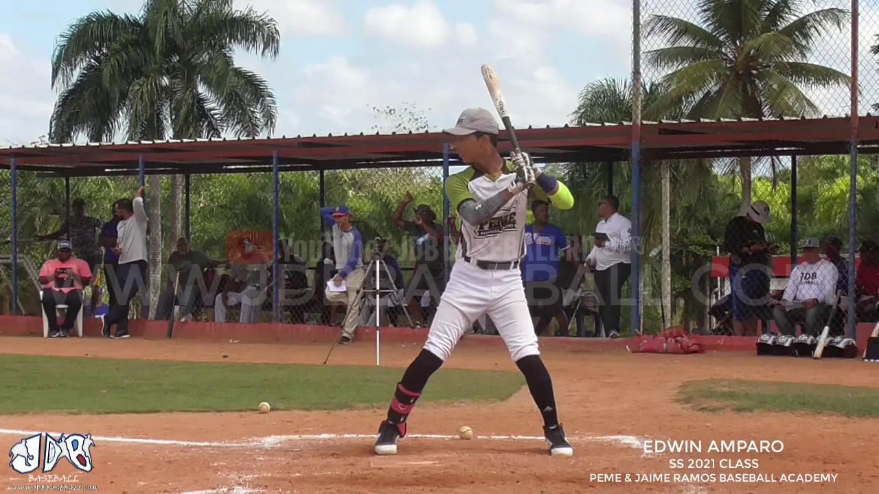 Edwin Amparo SS 2021 Class from Peme Jaime Ramos Baseball Academy Date video 18.12.2019 - Edwin Amparo SS 2021 Class from (Peme& Jaime Ramos Baseball Academy) Date video: 18.12.2019